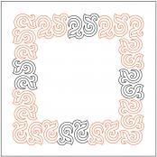 Bourbon-Street-Baby-Panto-Corner-SET-quilting-pantograph-pattern-Patricia-Ritter-Urban-Elementz-1