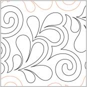 Citrine-quilting-pantograph-pattern-Patricia-Ritter-Urban-Elementz-1