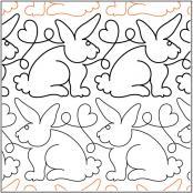 Wascally-Wabbit-quilting-pantograph-pattern-Patricia-Ritter-Urban-Elementz