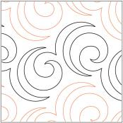Whitecaps-quilting-pantograph-pattern-Patricia-Ritter-Urban-Elementz