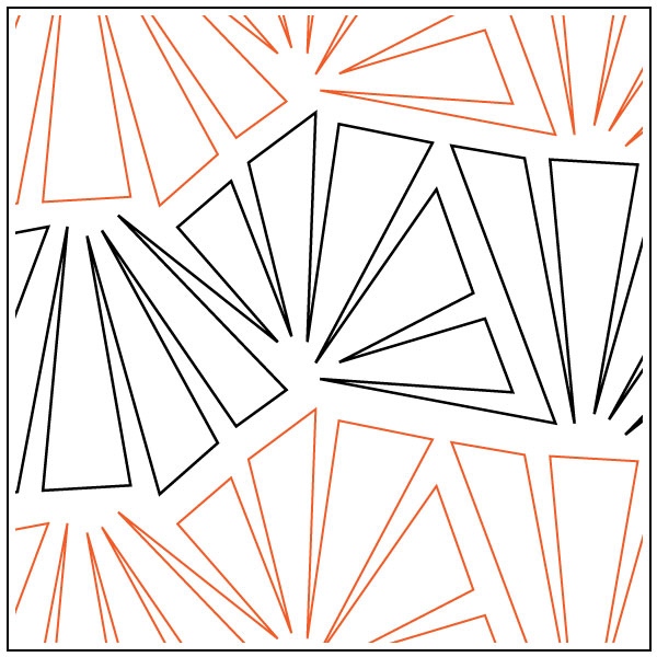 Fractured-Glass-quilting-pantograph-pattern-Patricia-Ritter-Urban-Elementz