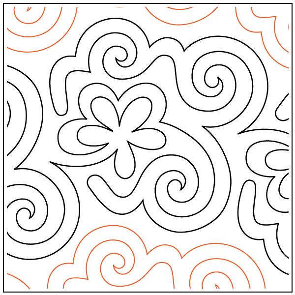 Hocus-Pocus-quilting-pantograph-pattern-Patricia-Ritter-Urban-Elementz-1