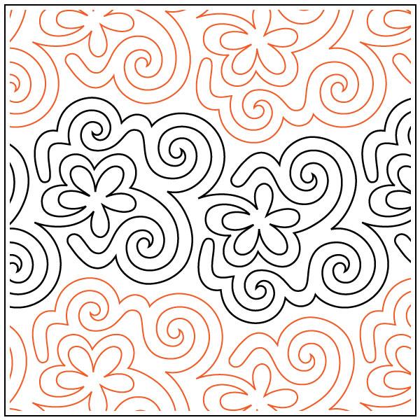 Hocus-Pocus-quilting-pantograph-pattern-Patricia-Ritter-Urban-Elementz-2