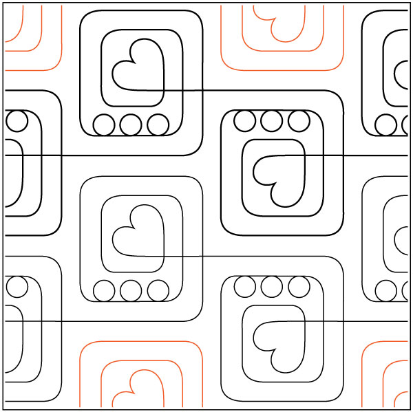 Mod-Hearts-quilting-pantograph-pattern-Patricia-Ritter-Urban-Elementz