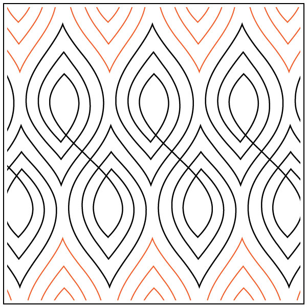 ikat-1-quilting-pantograph-pattern-Patricia-Ritter-Urban-Elementz