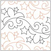 Medal-Of-Honor-quilting-pantograph-pattern-Patricia-Ritter-Urban-Elementz