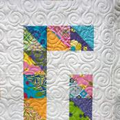 Atlantic quilting pantograph pattern by Patricia Ritter and Denise Schillinger 2