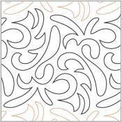Festival-quilting-pantograph-pattern-Barbara-Becker