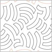 Fork-in-the-Road-quilting-pantograph-pattern-Barbara-Becker