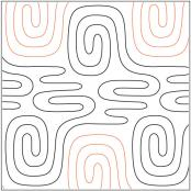 Modernish-2-quilting-pantograph-pattern-Barbara-Becker