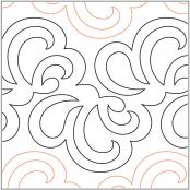 Shell-Game-quilting-pantograph-pattern-Barbara-Becker
