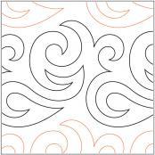 Water-Wings-quilting-pantograph-pattern-Barbara-Becker