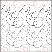 Wrap It Up pantograph pattern by Barbara Becker