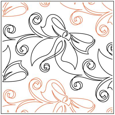 Bow-Tied-quilting-pantograph-pattern-Jessica-Schick-Patricia-Ritter