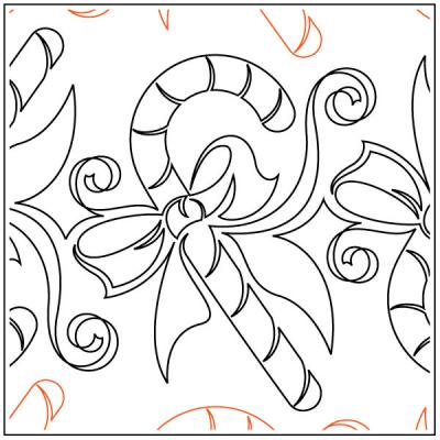 Candy-Canes-quilting-pantograph-pattern-Jessica-Schick