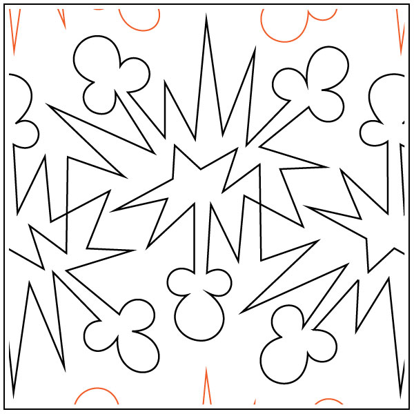 Boom-quilting-pantograph-pattern-Lorien-Quilting