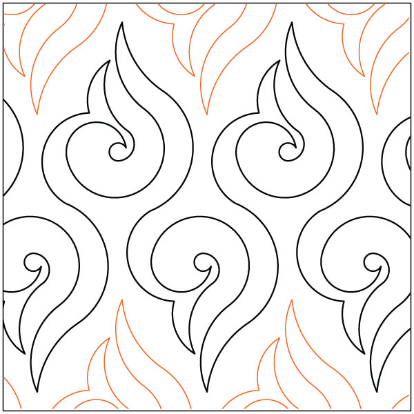 Click thumbnails to view Easy Arabesque Art