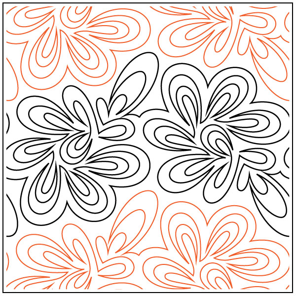 Loriens-Mirage-quilting-pantograph-pattern-Lorien-Quilting-2