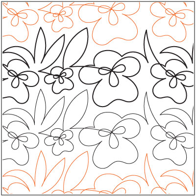 Super Simple Pantograph Pattern Pack- 24 Paper Patterns