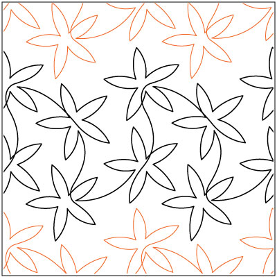 Twinkle quilting pantograph pattern by Lorien Quilting : lorien quilting - Adamdwight.com