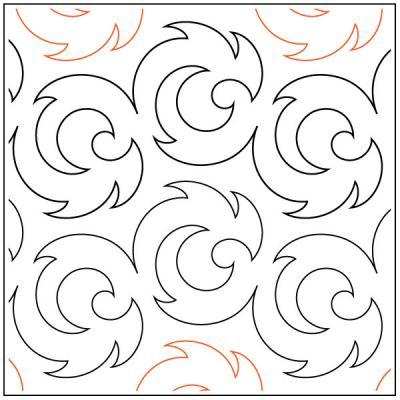 Quantum-quilting-pantograph-pattern-Lorien-Quilting