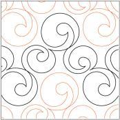 Bubbles-quilting-pantograph-pattern-Lorien-Quilting
