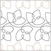 Triology-quilting-pantograph-pattern-Lorien-Quilting