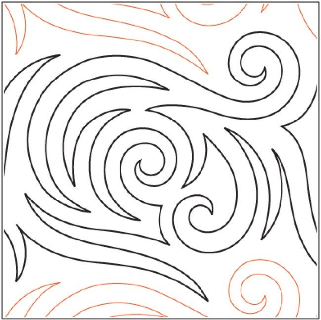Aurora-pantograph-quilting-pattern-Patricia-Ritter-Valerie-Smith
