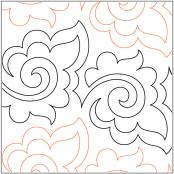 Harmony-pantograph-quilting-pattern-Patricia-Ritter-Valerie-Smith