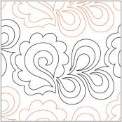 Parsley-pantograph-quilting-pattern-Patricia-Ritter-Valerie-Smith