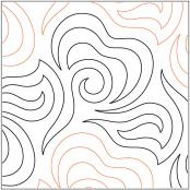 Rhythm-pantograph-quilting-pattern-Patricia-Ritter-Valerie-Smith