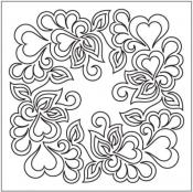 Sonnet-Block-1-pantograph-quilting-pattern-Patricia-Ritter-Valerie-Smith