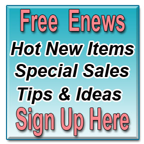 Free eNews Signup save on sewing threads and patterns